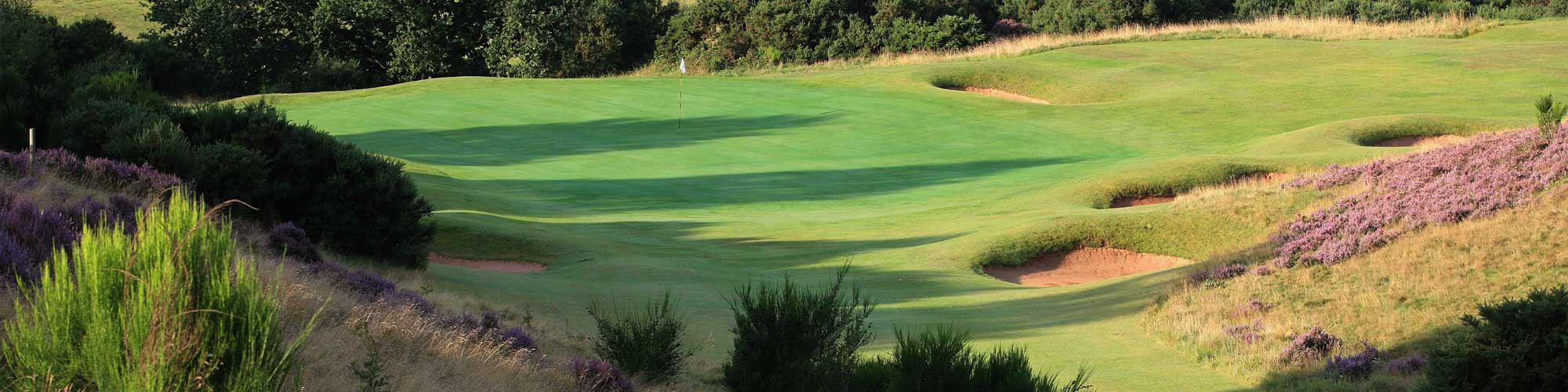 Golf at top quality venues throughout the midlands