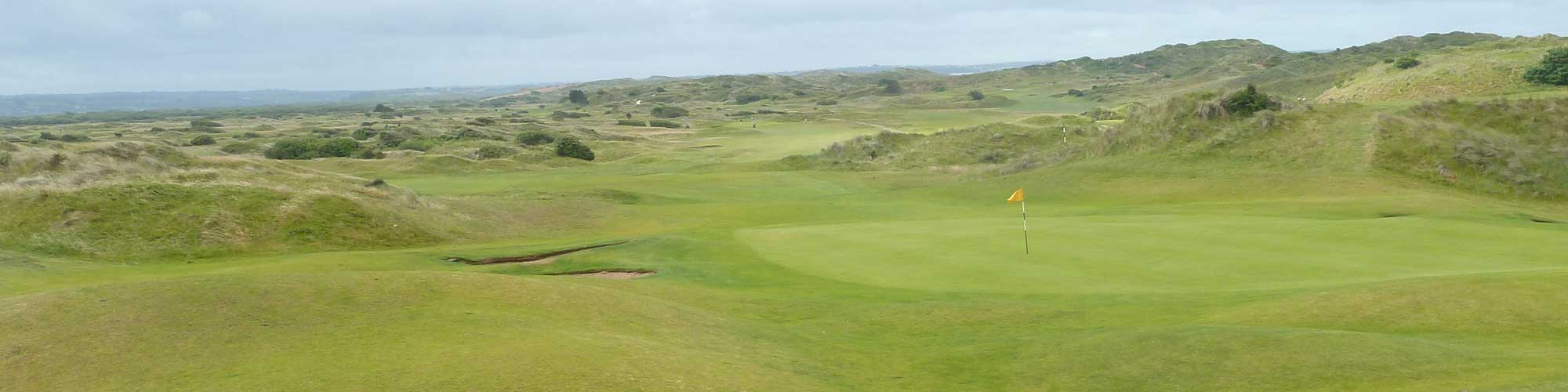 Our society tours visit some of the finest links courses in the British Isles